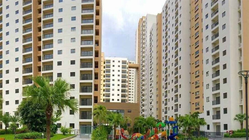 Binh Khanh High-class Apartment Area - District 2, Ho Chi Minh City